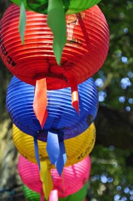 Choisir les boules japonaises